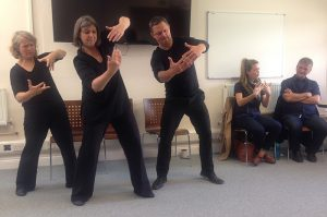 Annual Performance for Plymouth University 3rd Year Clinical Psychology Course